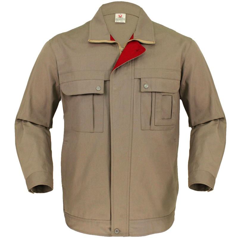 冬季工作服 纯棉焊工工作服 防静电工作服
