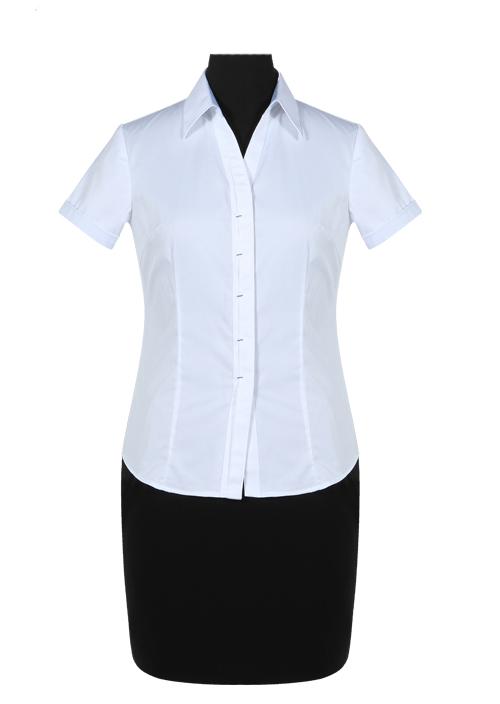 北京高档衬衫 cvc衬衫 职业装定做衬衫