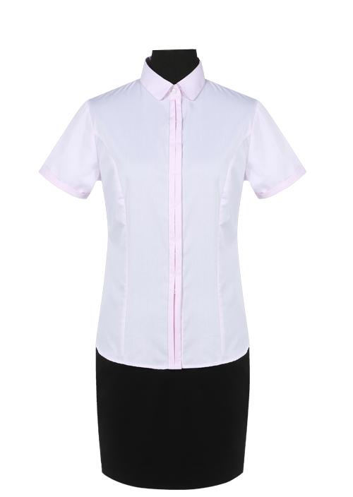 北京高档衬衫 cvc衬衫 职业装衬衫定做厂家