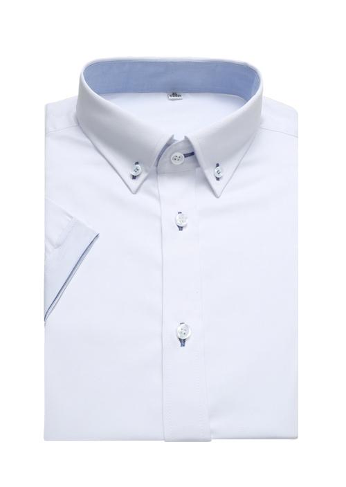 北京休闲衬衫 长袖衬衫 职业装北京衬衫定做