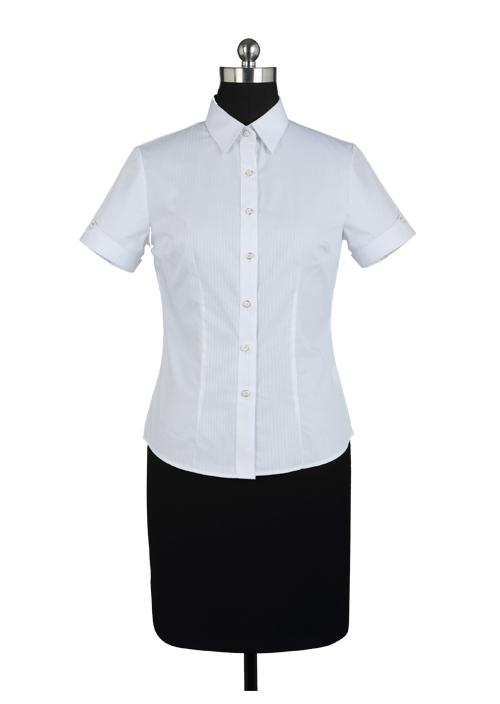 北京休闲衬衫 长袖衬衫 职业装北京衬衫定制