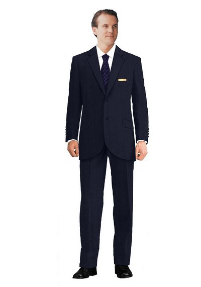 男士穿西装应该怎样搭配,又应该如何选择皮带呢?