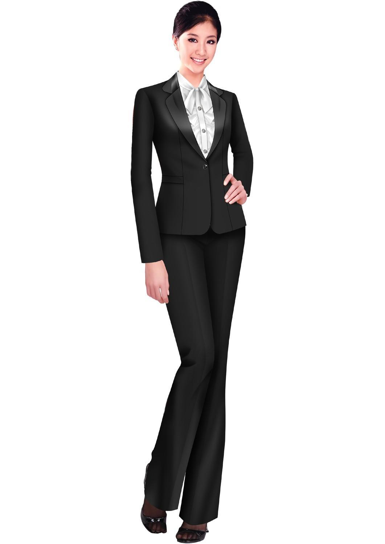 职业装怎样穿搭?如何选择职业套装才能尽显女王范呢?