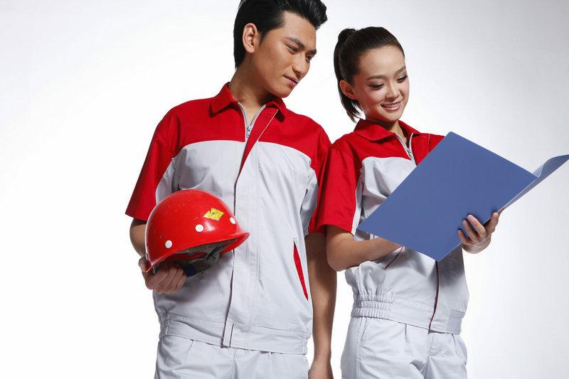 定做工作服怎样清洁?不同的面料如何存放?