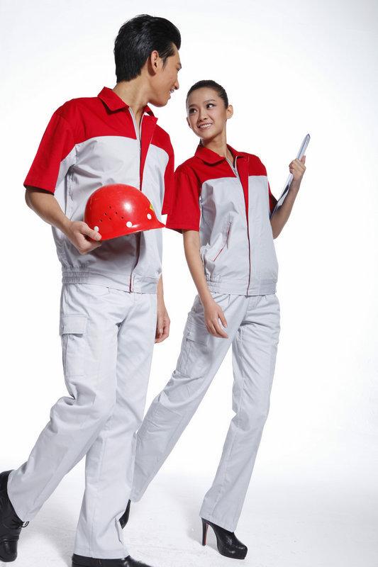 夏季短袖工作服定制有哪些要求?需要注意什么?