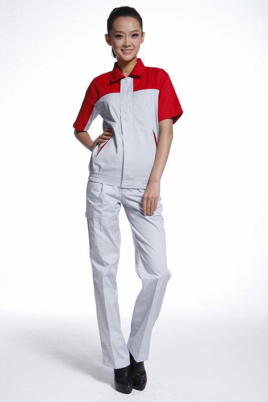 定制工作服标识到底是什么呢?如何晾晒?